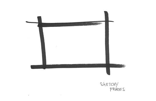 borders sketch